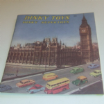 Dinky Toys 1958 Dink Supertoys Atlas editions Repro Catalogue